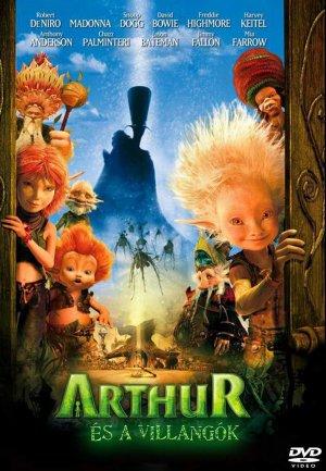 Arthur und die Minimoys 804x1160