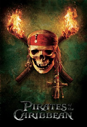 Pirates of the Caribbean: Dead Man's Chest 2480x3592