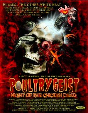 Poultrygeist: Night of the Chicken Dead 1000x1286