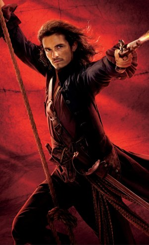 Pirates of the Caribbean: At World's End 2333x3827