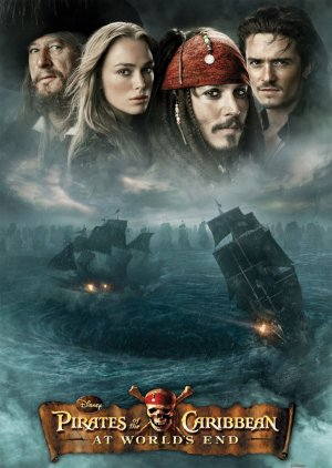Pirates of the Caribbean: At World's End 728x1024