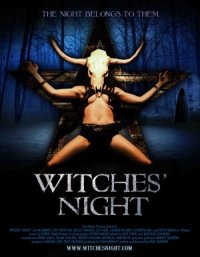 Witches' Night poster