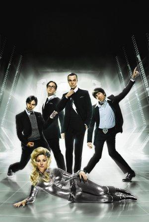The Big Bang Theory 1009x1500