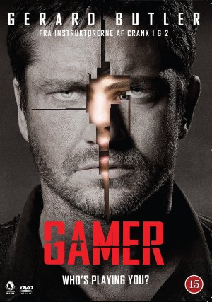 Gamer Dvd cover