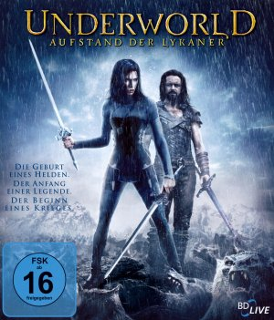 Underworld: Rise of the Lycans 3006x3520