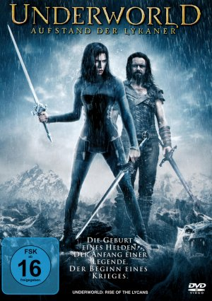 Underworld: Rise of the Lycans 3063x4350