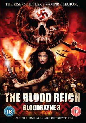 BloodRayne: The Third Reich 1119x1600