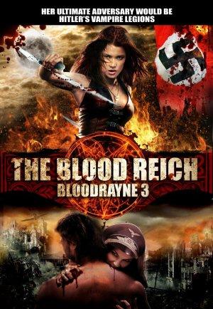 BloodRayne: The Third Reich 1035x1499