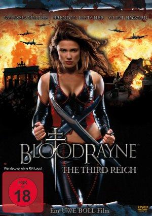 BloodRayne: The Third Reich 1524x2161