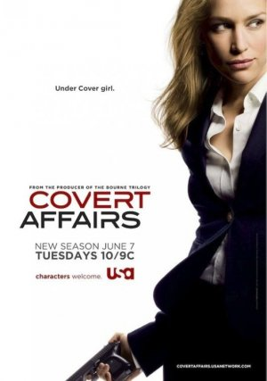 Covert Affairs 530x755