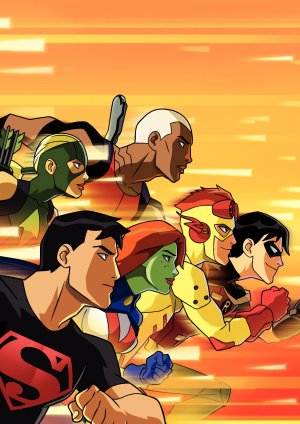Young Justice 1546x2183