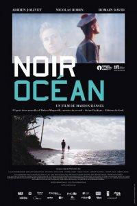 Noir océan poster