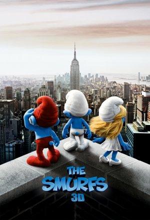 The Smurfs 2047x3000