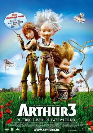 Arthur und die Minimoys 3 - Die große Entscheidung 2794x4000