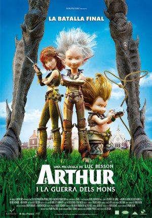 Arthur und die Minimoys 3 - Die große Entscheidung 1200x1711