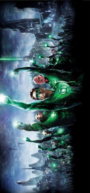 Green Lantern 2337x5000