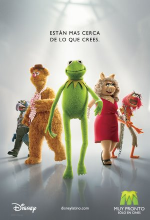 The Muppets 3400x5000