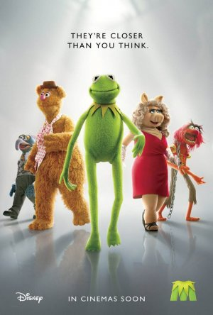 The Muppets 650x963
