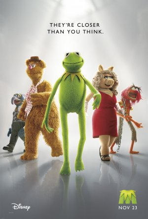 The Muppets 3251x4805