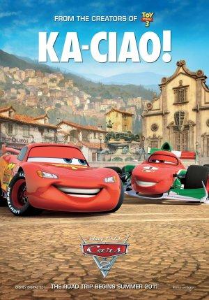 Cars 2 1400x2000