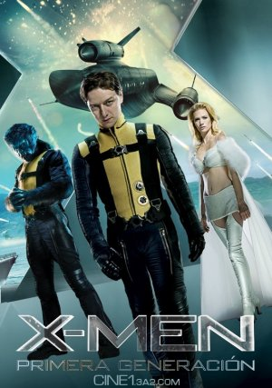 X-Men: First Class Custom