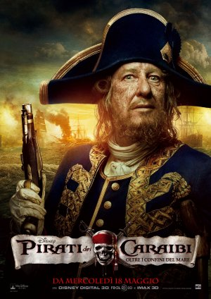 Pirates of the Caribbean: On Stranger Tides 3425x4843