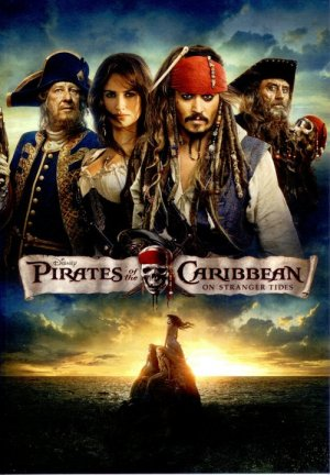 Pirates of the Caribbean: On Stranger Tides 500x720