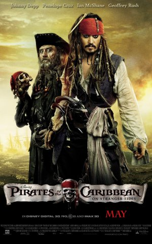 Pirates of the Caribbean: On Stranger Tides 1000x1600