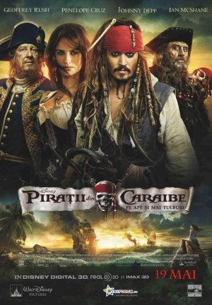 Pirates of the Caribbean: On Stranger Tides 3469x5000