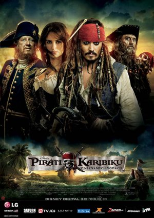 Pirates of the Caribbean: On Stranger Tides 900x1274