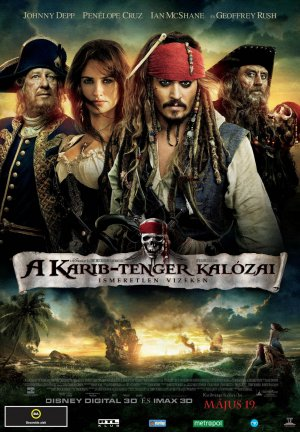 Pirates of the Caribbean: On Stranger Tides 1111x1600