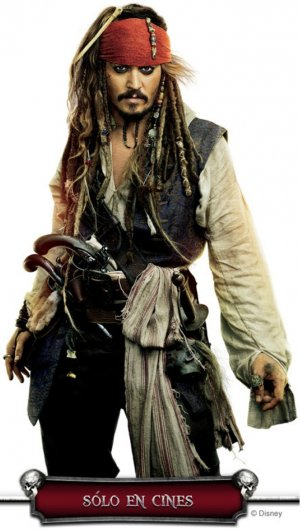 Pirates of the Caribbean: On Stranger Tides 681x1205