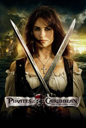 Pirates of the Caribbean: On Stranger Tides 3358x4980