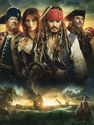 Pirates of the Caribbean: On Stranger Tides 1773x2363