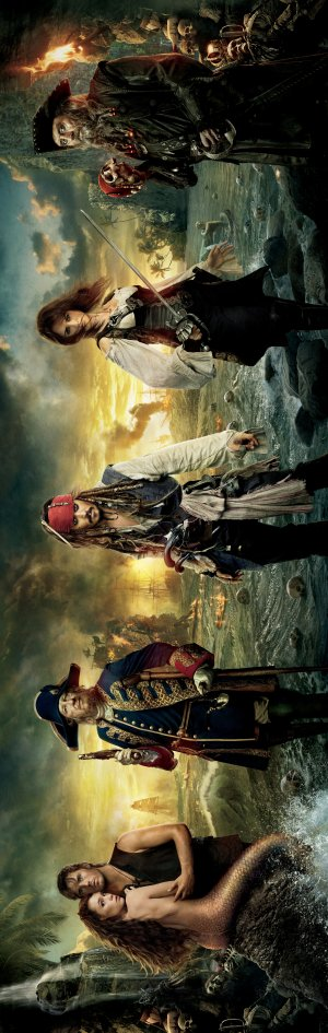 Pirates of the Caribbean: On Stranger Tides 1588x5000