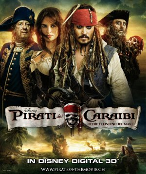Pirates of the Caribbean: On Stranger Tides 1646x1957