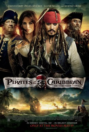 Pirates of the Caribbean: On Stranger Tides 3350x4963