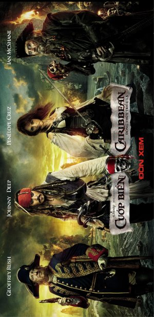 Pirates of the Caribbean: On Stranger Tides 1858x3818