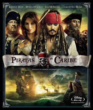 Pirates of the Caribbean: On Stranger Tides 3500x4142