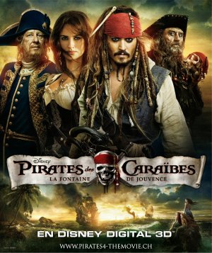 Pirates of the Caribbean: On Stranger Tides 1646x1959