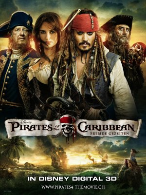 Pirates of the Caribbean: On Stranger Tides 1948x2598