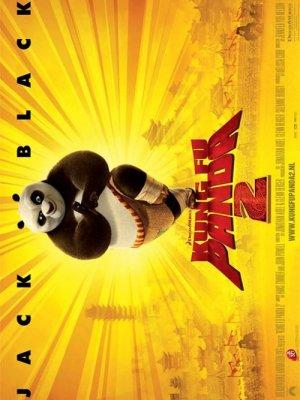 Kung Fu Panda 2 500x667