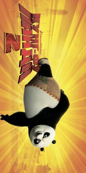 Kung Fu Panda 2 2500x5000