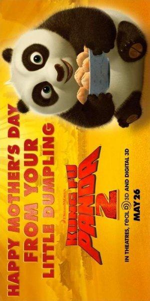Kung Fu Panda 2 400x800