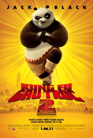 Kung Fu Panda 2 2438x3600