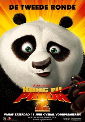 Kung Fu Panda 2 579x830