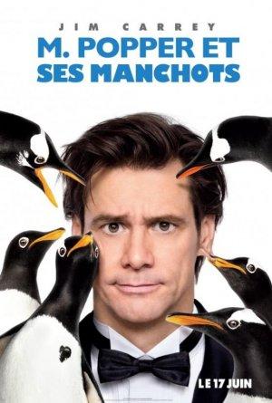 Mr. Popper's Penguins 558x828