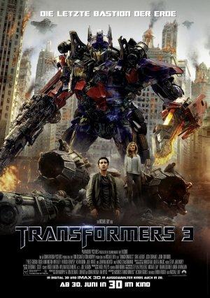 Transformers 3: Die dunkle Seite des Mondes 1684x2384