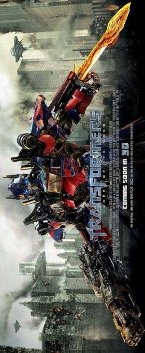 Transformers: Dark of the Moon 300x727