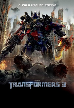 Transformers: Dark of the Moon 2070x3000
